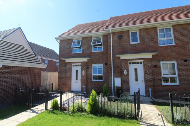 3 bed end terrace house to rent in Hawthorn Drive, Thornton Cleveleys, Lancashire FY5