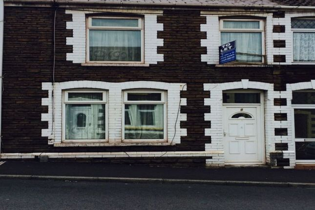 Thumbnail Terraced house to rent in 8, Somerset Street, Taibach, Port Talbot