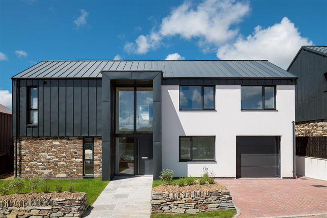 Thumbnail Detached house for sale in Boscolleth Gardens, Kenwyn, Truro