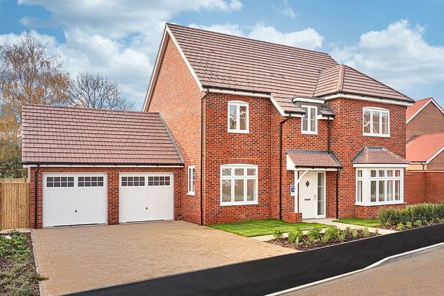 """Thumbnail Detached house for sale in """"The Birch"""" at Rushland Field, Chinnor"""