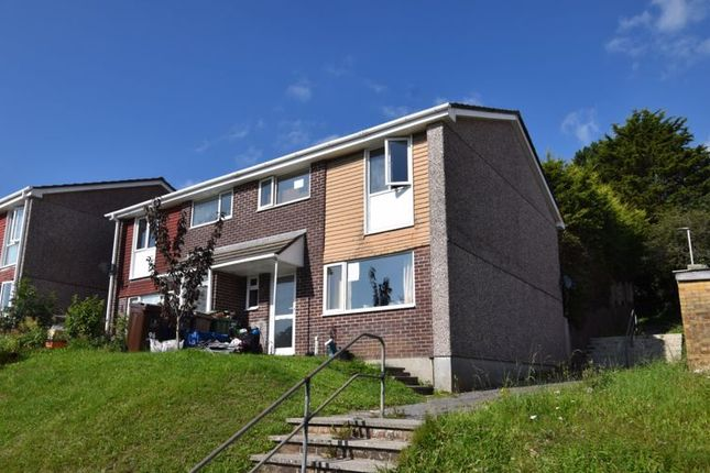 3 bed semi-detached house for sale in Leatfield Drive, Derriford, Plymouth PL6