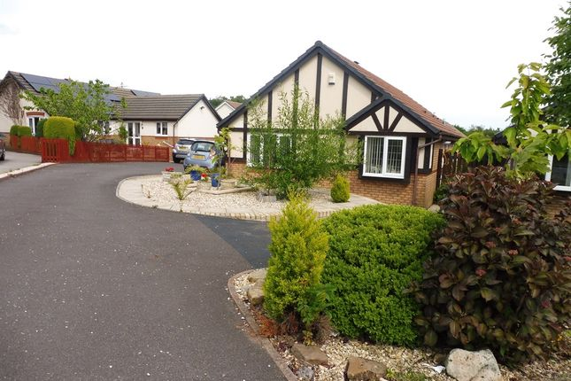 Thumbnail Detached bungalow for sale in Pensarn Way, Henllys, Cwmbran