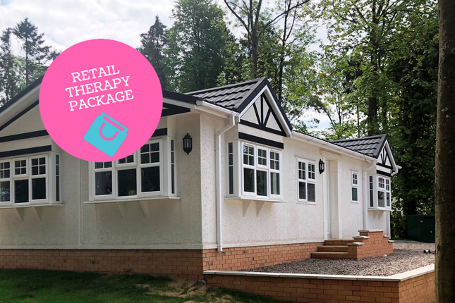 Thumbnail Mobile/park home for sale in 5 Tower Court Stourport Road, Bromyard Herefordshire