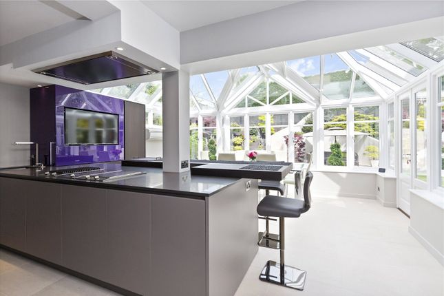 Kitchen of Pine Walk, Cobham, Surrey KT11