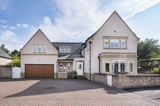 Thumbnail Detached house for sale in Michael Bruce Court, Forestmill, Alloa