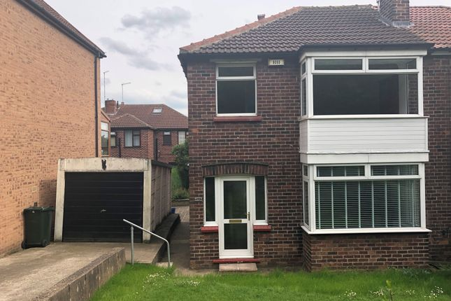 Thumbnail Semi-detached house to rent in East Bawtry Road, Whiston, Rotherham