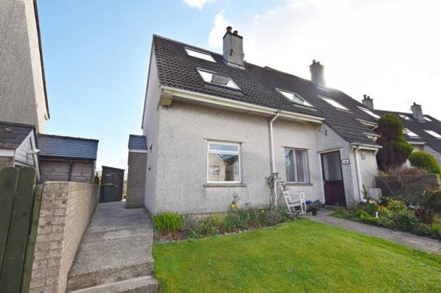 2 bed property for sale in Slieau Whallian Park, St Johns
