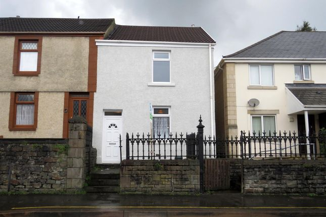 3 bed end terrace house for sale in Neath Road, Plasmarl, Swansea
