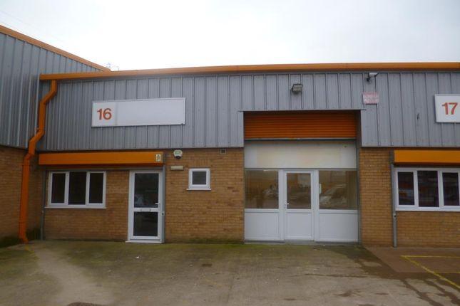 Thumbnail Industrial to let in Estuary Road, Queensway Meadows Industrial Estate, Newport
