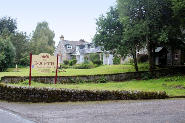 Thumbnail Hotel/guest house for sale in The Cnoc Hotel, By Beauly, Inverness-Shire