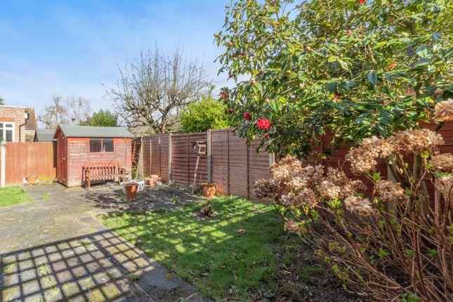Garden of Anlaby Road, Teddington TW11