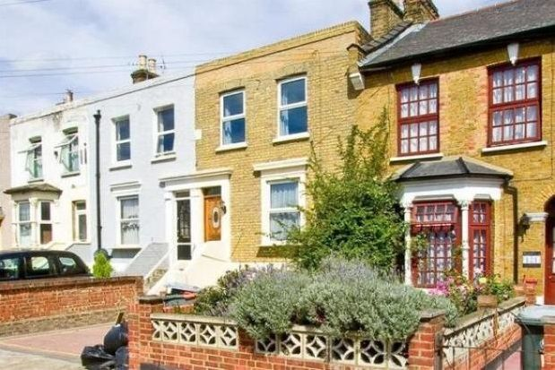 Thumbnail Property to rent in Gurney Road, London