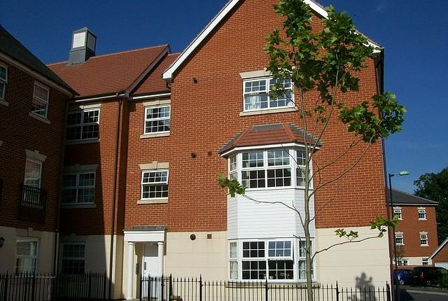 Thumbnail Flat to rent in Gainsborough Court Offord Close, Grange Farm, Ipswich
