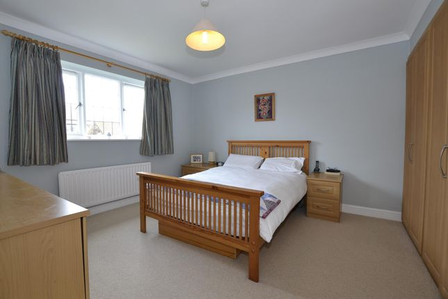 Master Bedroom of Holmwood Gardens, Bristol BS9