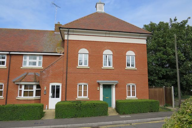 Thumbnail Maisonette for sale in Bellfield Close, Witham