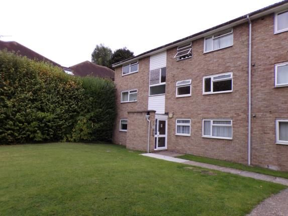 Thumbnail Flat for sale in Framfield Court, Queen Annes Gardens, Enfield, London