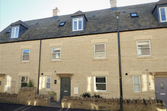 Thumbnail Terraced house for sale in Rixon Road, Northleach, Cheltenham