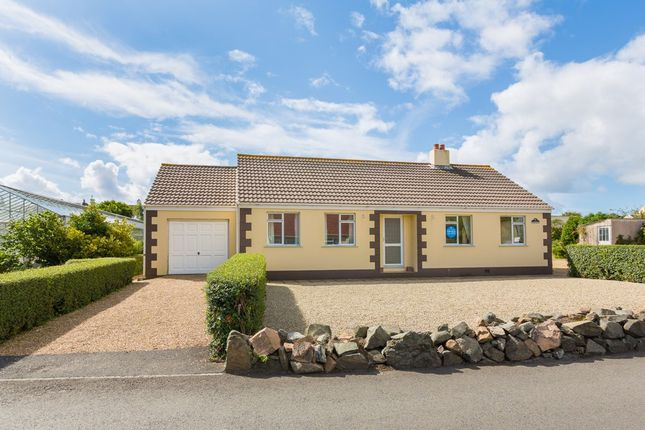 Thumbnail Bungalow for sale in Barras Lane, Vale, Guernsey