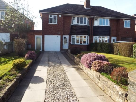 Thumbnail Property for sale in Old Lode Lane, Solihull, West Midlands