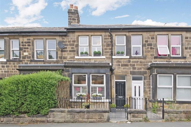 Thumbnail Terraced house for sale in Chatsworth Grove, Harrogate, North Yorkshire