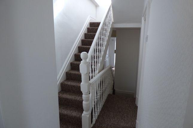 Hallway of Crystal Road, Blackpool FY1
