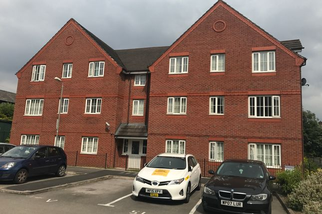 2 bed flat for sale in Lloyd Road, Manchester