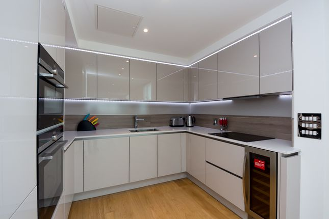 Thumbnail Flat to rent in 205 Holland Park Avenue, London
