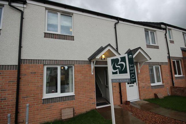 Thumbnail Terraced house to rent in 3 Bell Gardens, Kinross