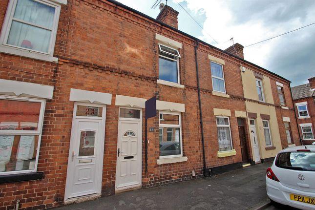 Thumbnail Terraced house for sale in Garnet Street, Netherfield, Nottingham