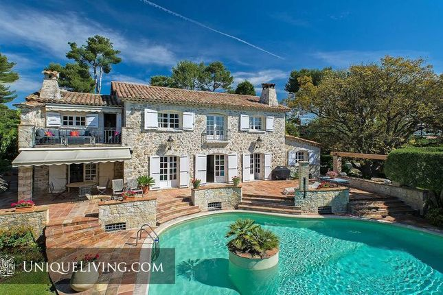 Thumbnail Villa for sale in Biot, Valbonne, French Riviera