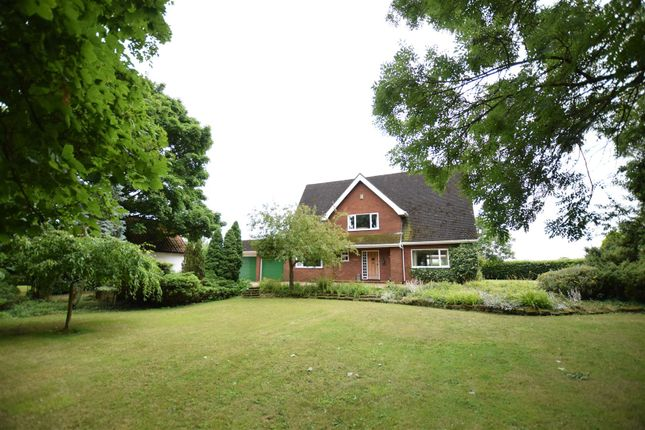 Thumbnail Detached house for sale in Tharston, Norwich