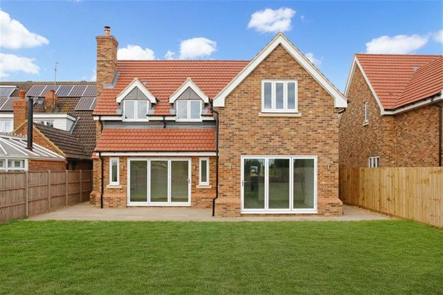 Thumbnail Detached house for sale in Avenue Road, Rushden, Rushden, Northamptonshire