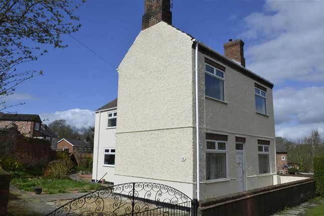 Thumbnail Detached house for sale in Bramley Street, Somercotes, Alfreton