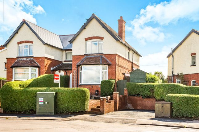 Thumbnail Semi-detached house for sale in Woodhill Road, Highley, Bridgnorth