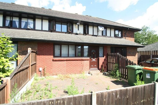 Thumbnail Terraced house to rent in Agnes Close, Beckton, London