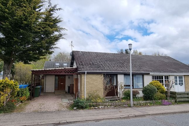 3 bed semi-detached house for sale in Corrour Road, Aviemore PH22