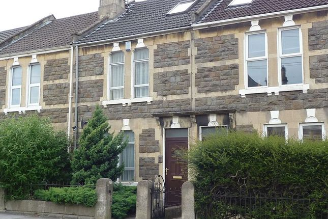 Thumbnail Terraced house to rent in Claude Avenue, Bath