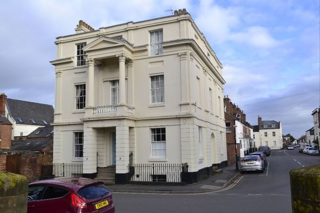 Thumbnail Flat to rent in Church Street, Leamington Spa