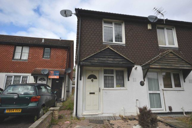 Thumbnail Detached house for sale in Sorrel Close, London