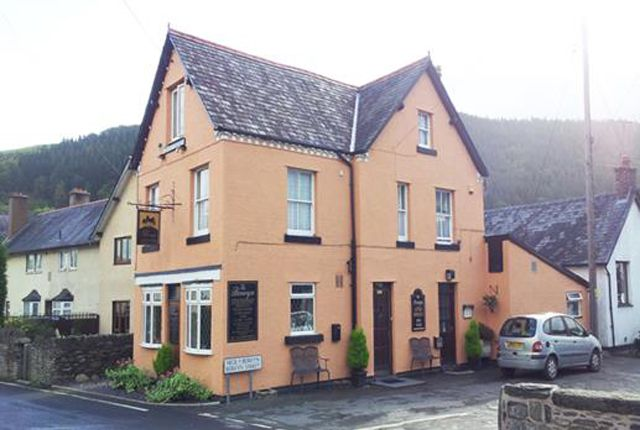 Pub/bar for sale in Berwyn Street, Llandrillo