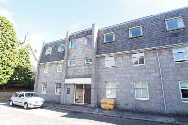 Exterior of Polmuir Road, Aberdeen AB11