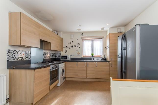 Kitchen of Hawkins Avenue, Gravesend, Kent, England DA12