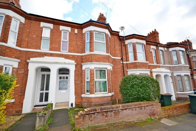 Thumbnail Terraced house for sale in Northumberland Road, Coundon, Coventry
