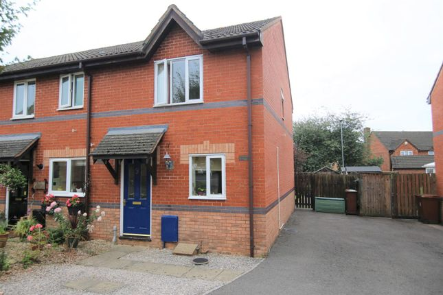 Thumbnail Semi-detached house to rent in Banksia Close, Tiverton