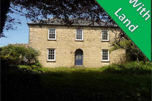 Thumbnail Detached house for sale in Llanreithan Farmhouse, Mathry, Haverfordwest, Pembrokeshire
