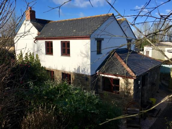 Thumbnail Detached house for sale in Truro, Cornwall