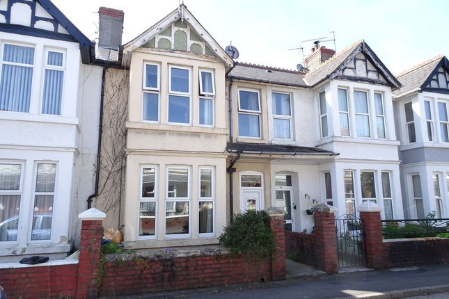3 bed terraced house for sale in Fenton Place, Porthcawl CF36