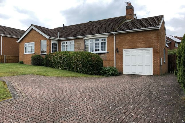 Thumbnail Detached bungalow for sale in Winchester Road, Grantham