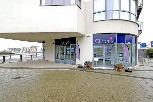 Thumbnail Retail premises to let in The Kiosk, Mirage Building, Harbour Road, Portishead, South West