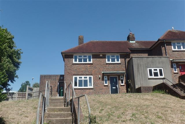 Thumbnail Semi-detached house to rent in Carden Hill, Brighton